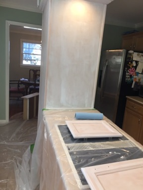 cabinets during4