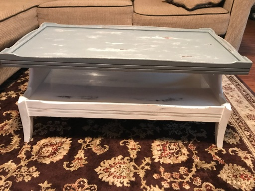 coffee table done 3