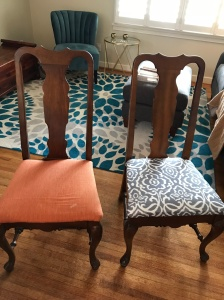 chairs side by side